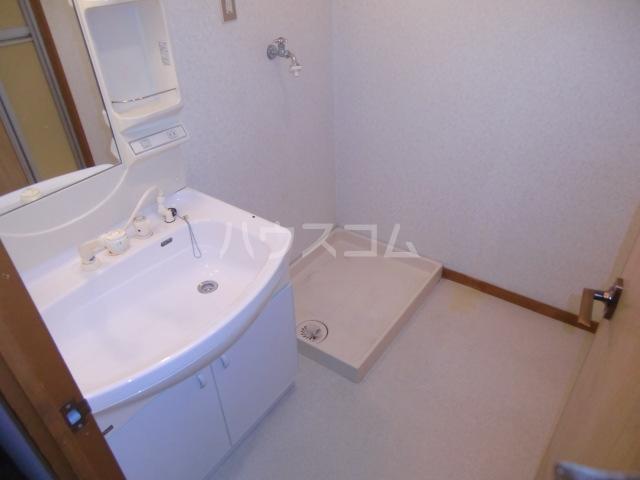 サングリーンメゾン 4B号室の洗面所