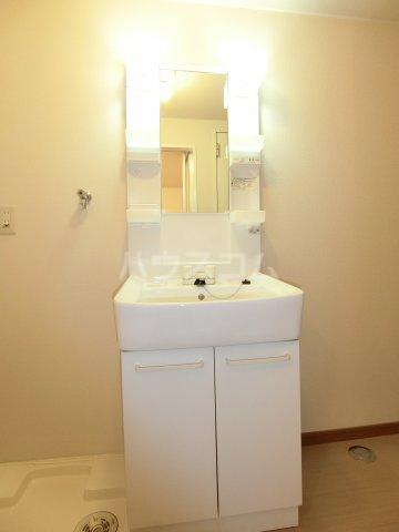 メゾン・アンジュ 112号室の洗面所