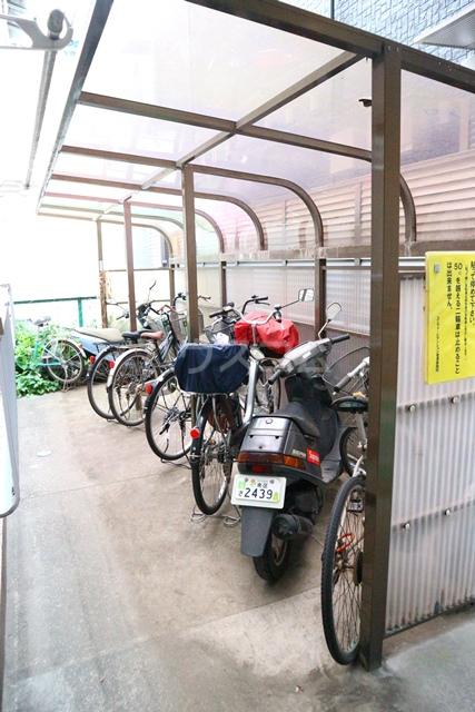 コンフォートマンション北戸田 525号室のエントランス