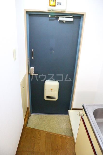 コンフォートマンション北戸田 525号室の収納