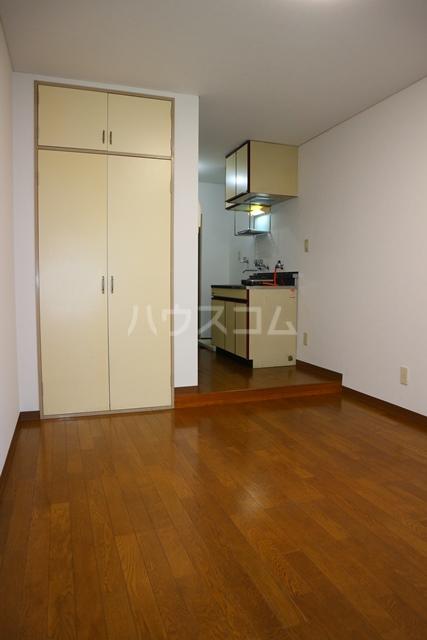 コンフォートマンション北戸田 525号室のキッチン