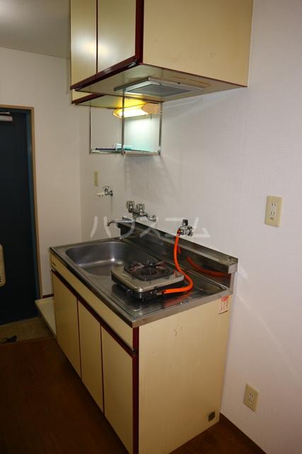 コンフォートマンション北戸田 525号室の風呂