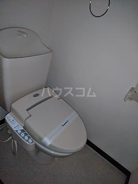 レオパレスエクセルⅡ 204号室のトイレ