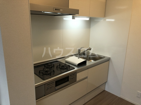 フェリシティ白山 101号室のキッチン