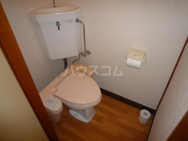 浅野第三ビル 105号室のトイレ