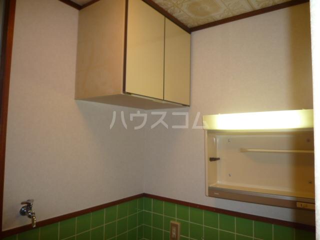 浅野第三ビル 105号室の収納
