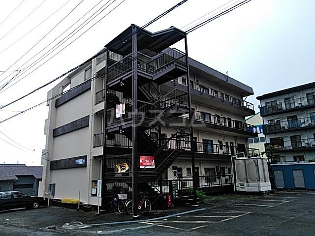 マンションSUZUKIの外観
