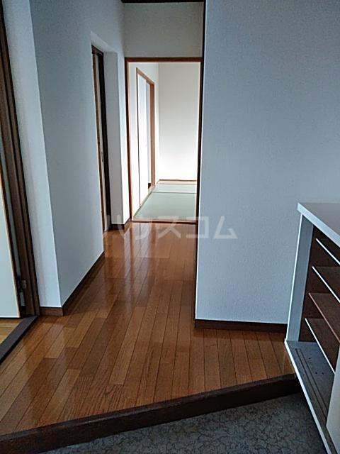 コーポラスエルピス 302号室の玄関