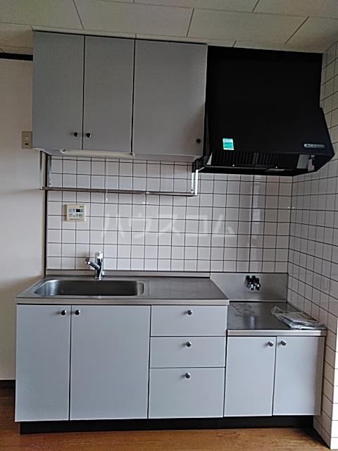 コーポラスエルピス 302号室のキッチン