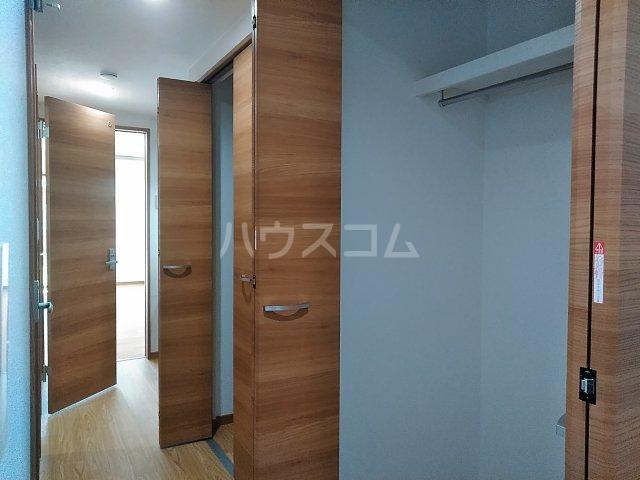 MKハイツ 202号室のセキュリティ