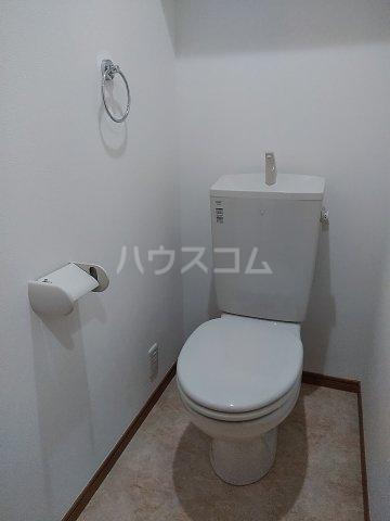 MKハイツ 202号室のトイレ