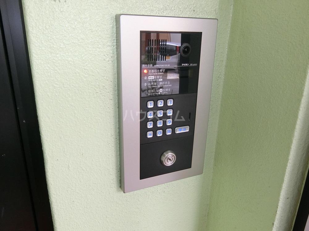 PLUS O2 BUILD 301号室の収納