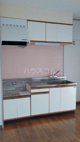 大宮セントラルマンション 304号室のキッチン