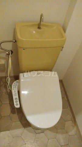 大宮セントラルマンション 304号室のトイレ