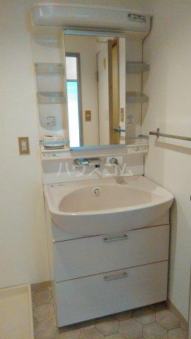 大宮セントラルマンション 304号室の洗面所