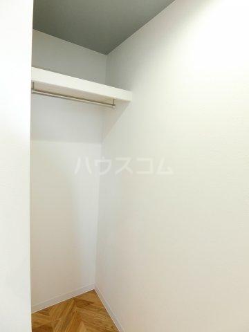 コーポレーションT&T C201号室の収納