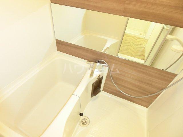 コーポレーションT&T C201号室の風呂