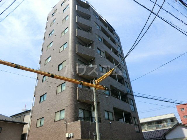 新田第9ビル 502号室の外観