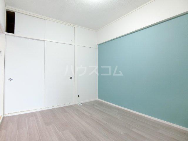 インフィール茜部 3B号室の居室