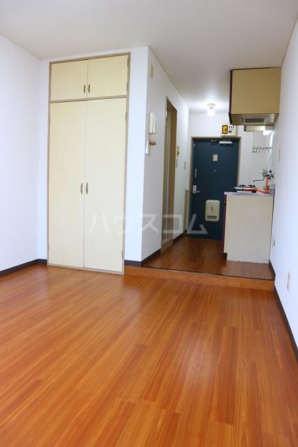 コンフォートマンション北戸田 538号室のリビング