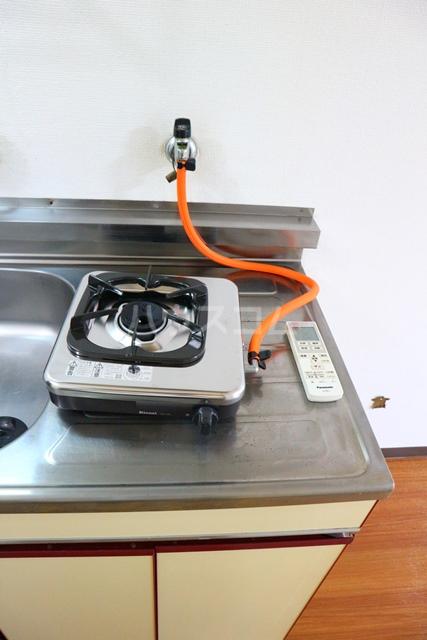 コンフォートマンション北戸田 538号室のキッチン