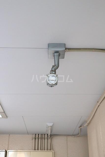 コンフォートマンション北戸田 538号室のセキュリティ