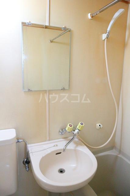 コンフォートマンション北戸田 538号室の洗面所