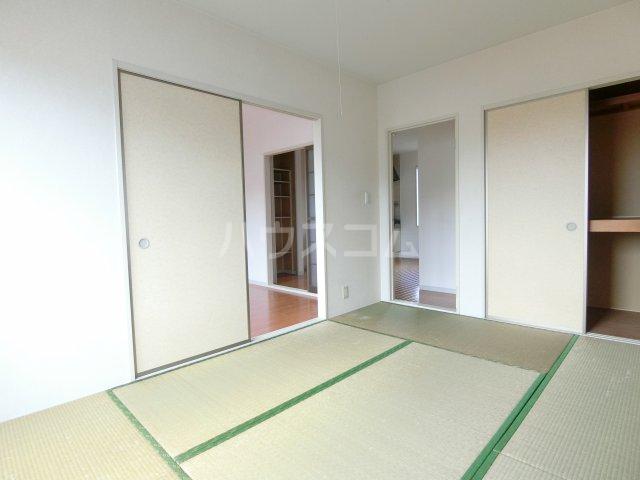 ラ プランタンB 202号室の居室