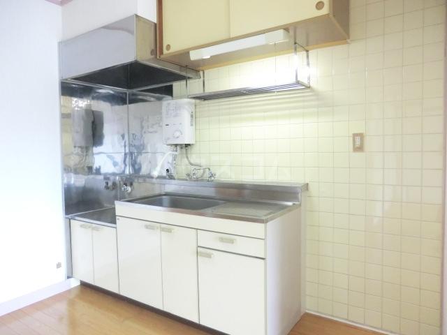 第1武笠ビル 203号室のキッチン