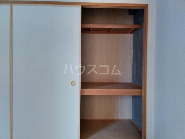 ア・ドリーム鷺山 302号室の収納