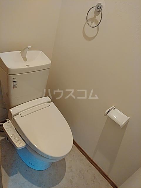 DOORS沼津錦町 Cのトイレ