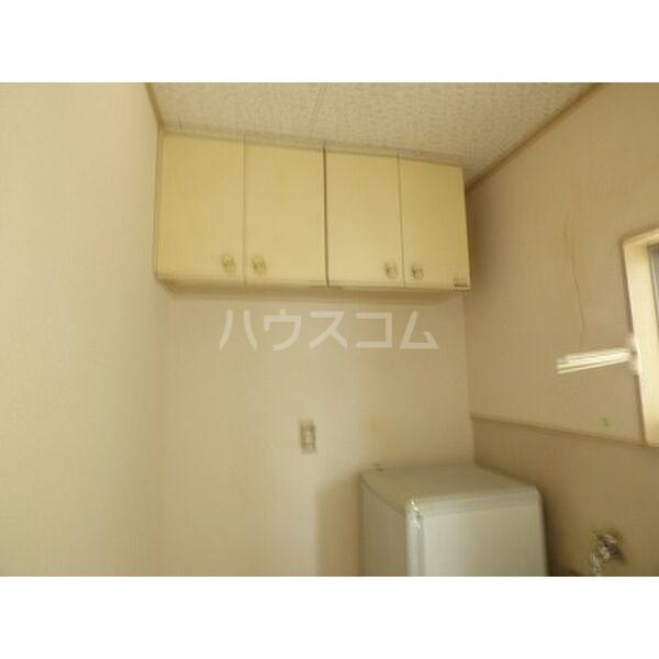 レグルス 105号室のトイレ