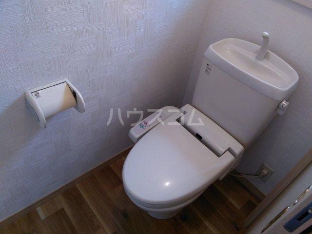 シャルマン・Vivreのトイレ