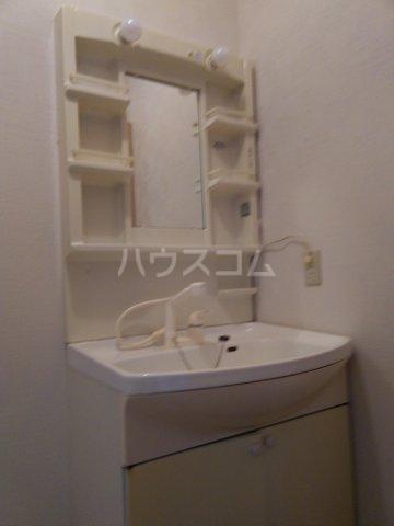 シャルマン・Vivreの洗面所