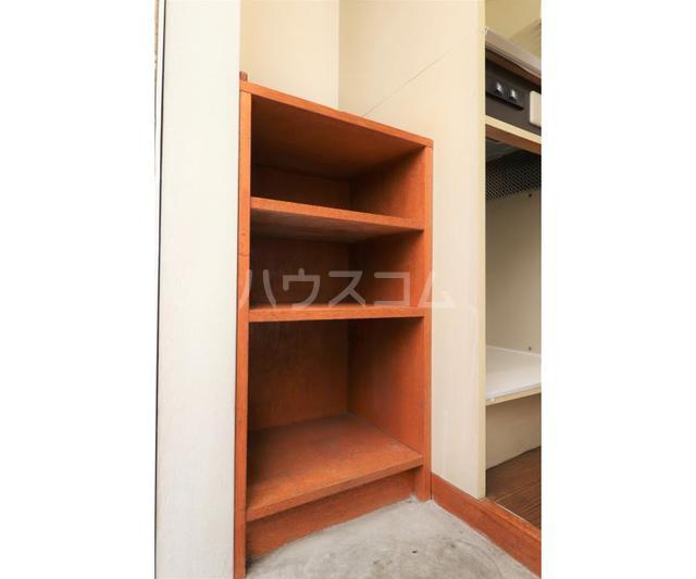 神田ハイツ 201号室の設備