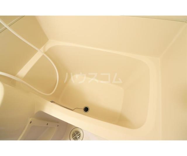 神田ハイツ 201号室の風呂