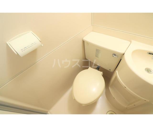 神田ハイツ 201号室のトイレ