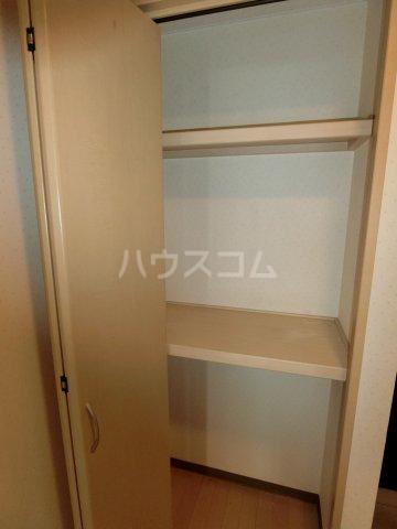 Marcher 2B号室の収納