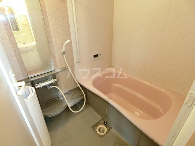 Marcher 2B号室の風呂