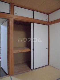 かぢやビル 201号室の収納