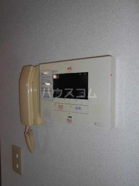 グランデール秀峰Ⅱ 101号室のセキュリティ