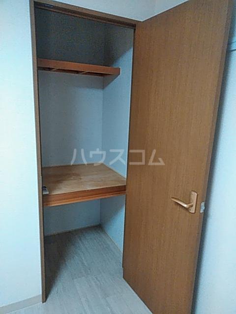 クオリティライフ慶 307号室の収納
