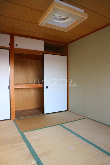 レジデンス清水 301号室の居室