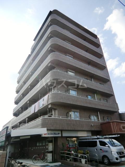 東川口ガーデンヒルズ七番館の外観