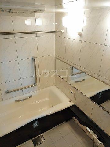 東川口ガーデンヒルズ七番館 603号室の風呂