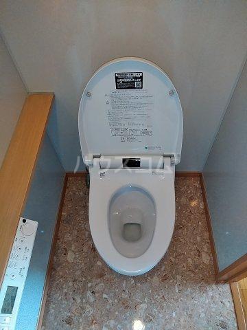 東川口ガーデンヒルズ七番館 603号室のトイレ