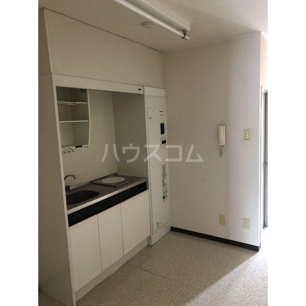 高橋ビル 303号室のキッチン