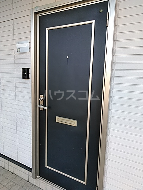 シャルム中村 103号室の玄関