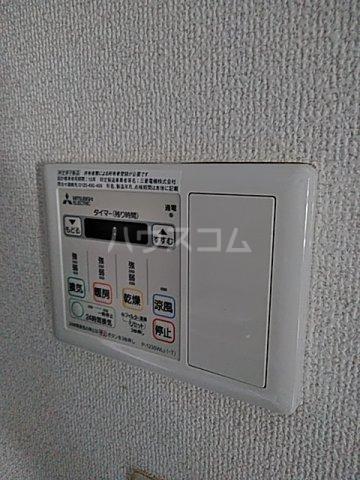 シャルム中村 103号室の設備