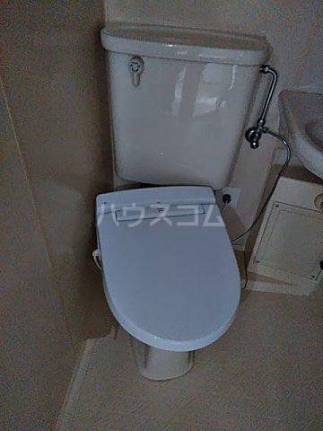 シャルム中村 103号室のトイレ